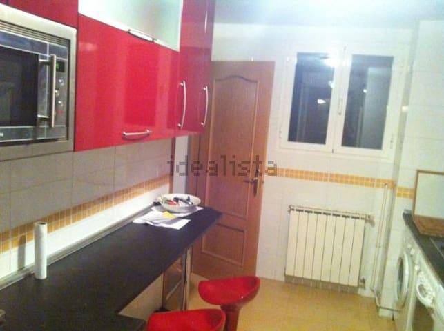 Habitación para 2 -Piso de lujo a 15mins de Madrid - Arganda del Rey - Pis