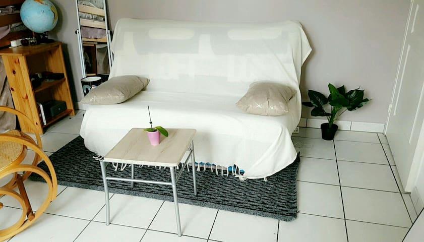 tranquilo piso en el centro de Amiens - Amiens - Bed & Breakfast