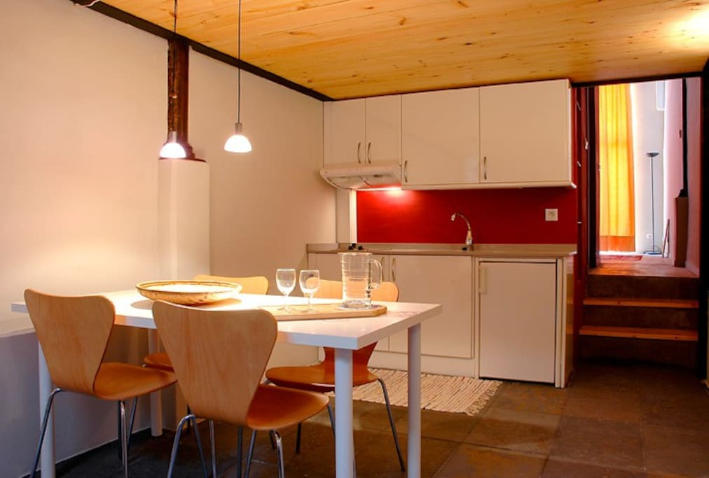 Apartament barcelona centre flat for Cucina molecolare barcellona