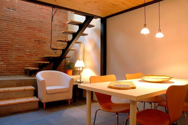 Appartement Barcelone Centre