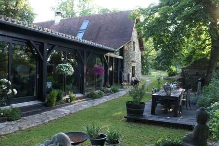 Domaine Alegria, comfortable house - Cajarc