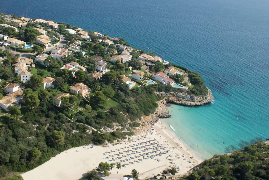 Dream holidays by the sea / Majorca