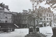 Buxton town centre 1910