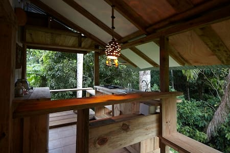 PRIVATE BUNGALOW, River View - Las Terrenas - Haus