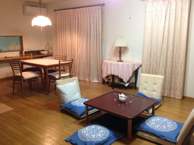 Kyoto/Osaka visit! Private Room A -House w Garden!