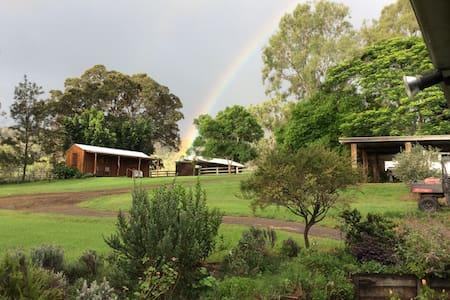 The Bush Hut