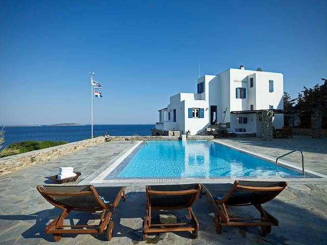 Antiparos Villa Manto & Windmill by the sea - Antiparos - Villa