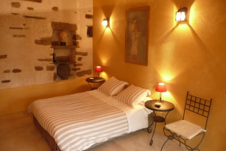 B&B proche Mont Saint Michel - Bazouges-la-Pérouse - Bed & Breakfast