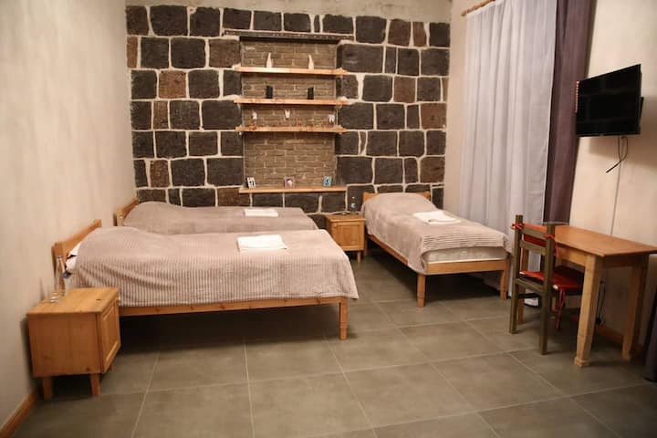 "Room for 3 persons at Guesthouse ""Emma"""