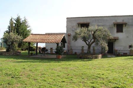 Borgo Berarda - Caldopiano-commicelle - Blockhütte