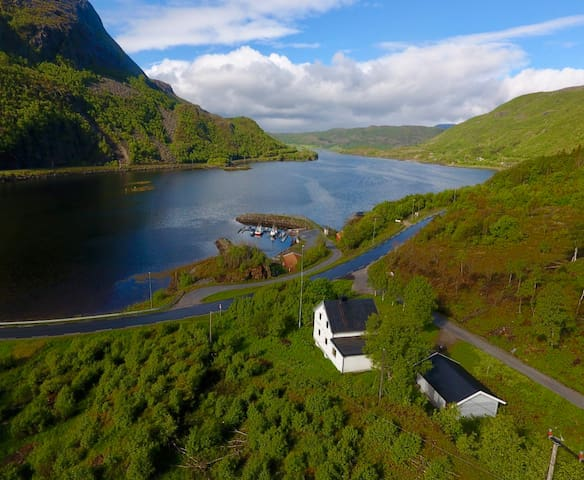 Fishing & active holiday resort in Nordland !