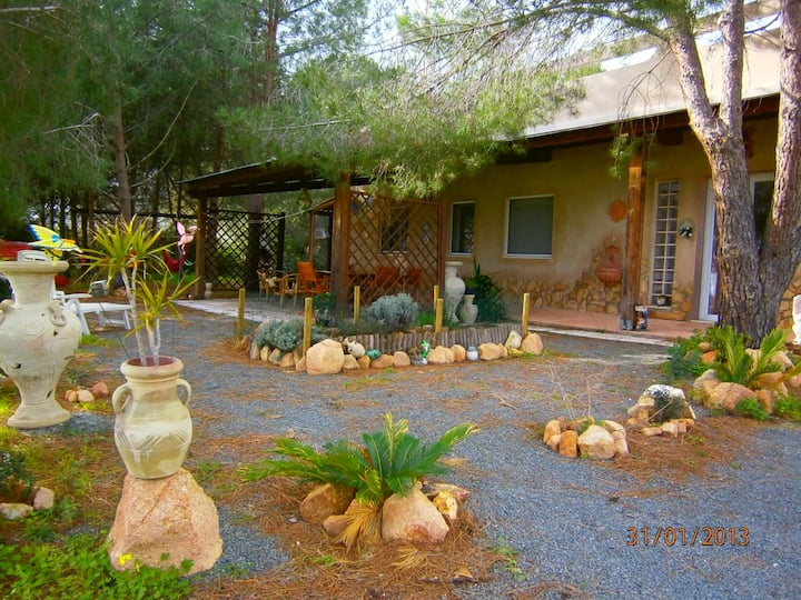 Villa mare Sardinia South Coast occ