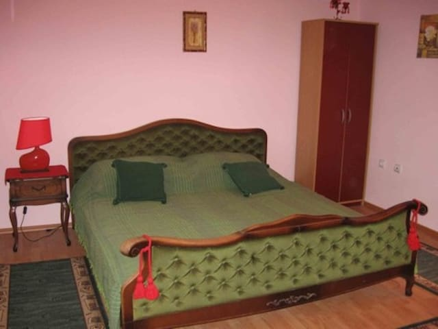 private double bedroom - Niš - House