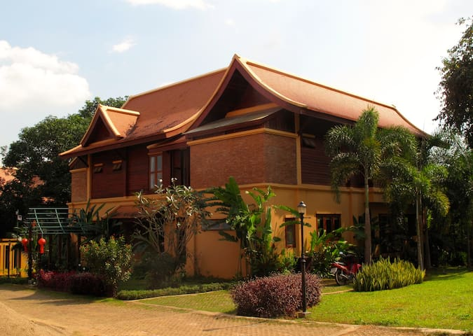 Pavana Spa Resort Luxury for 7 Mae Rim, Chiang Mai - Rumah