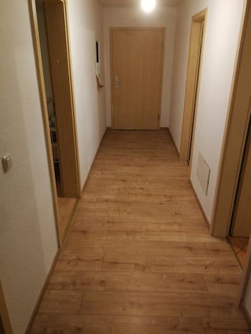 Wohnung im Zentrum, von Leipzig