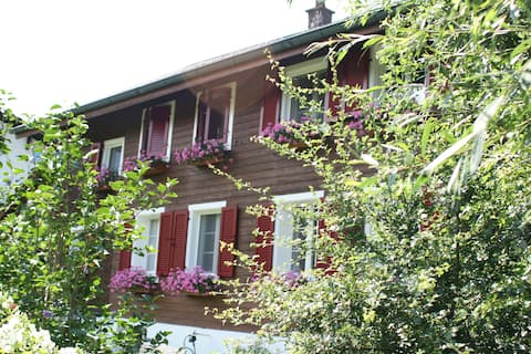 B & B in the foothills of Mt Pilatus, Lucerne