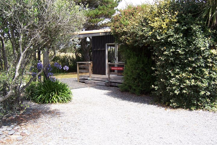 WHITEBAIT COTTAGE - Arahura Valley