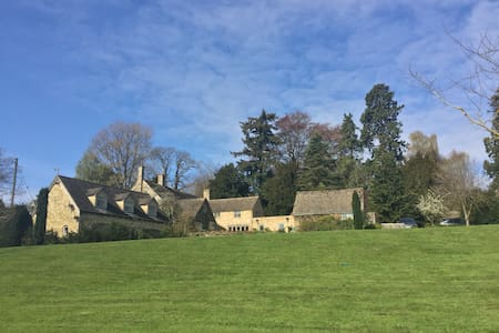 Beautiful Family Cotswold Retreat - Barton-on-the-Heath