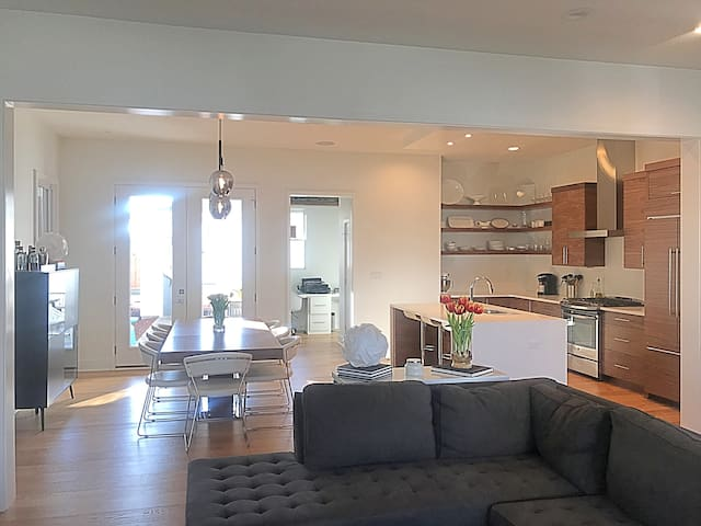 Gorgeous 3 Bed in trendy Norton Commons 'hood
