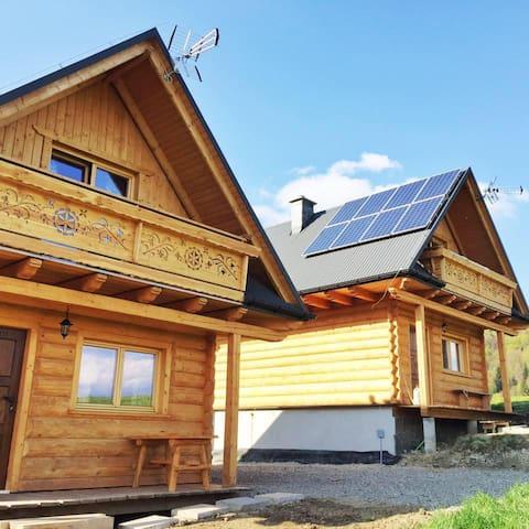 Pieniny Domki - Grywałd - Cabin