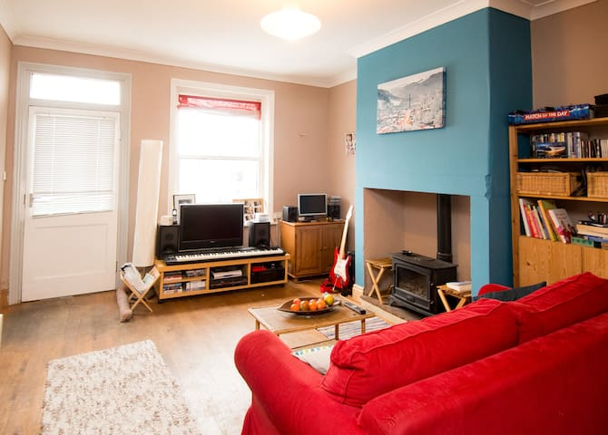 Family and Pet Friendly House with Garden - Hebden Bridge - House