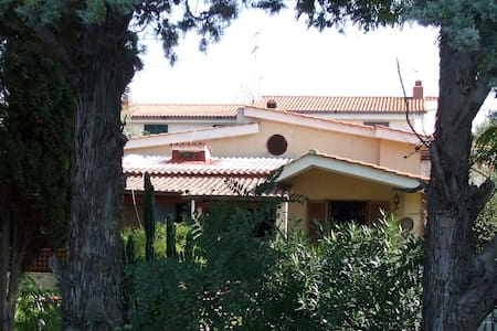 CASACUMA casa sociale a Pozzuoli/Na - Pozzuoli (Na)Pozzuoli (Na) - Villa