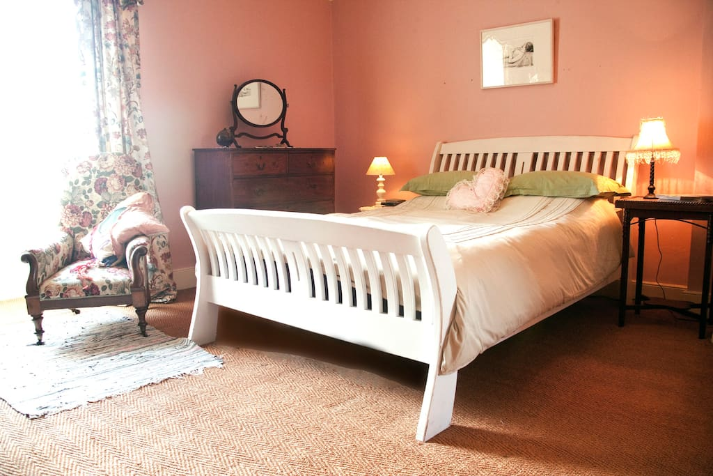 Room in Irish country Castle