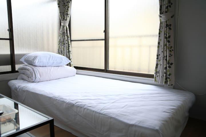 【202号室】東京アクセス良好!閑静な住宅街にあるゲストハウス!