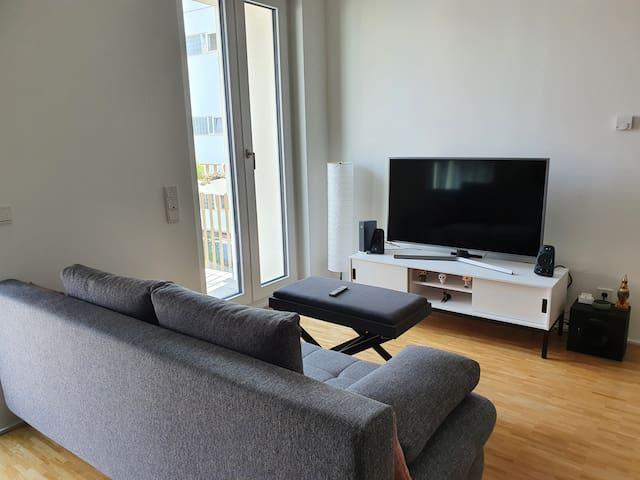 Modern Apartment at Frankfurt's Financial Center
