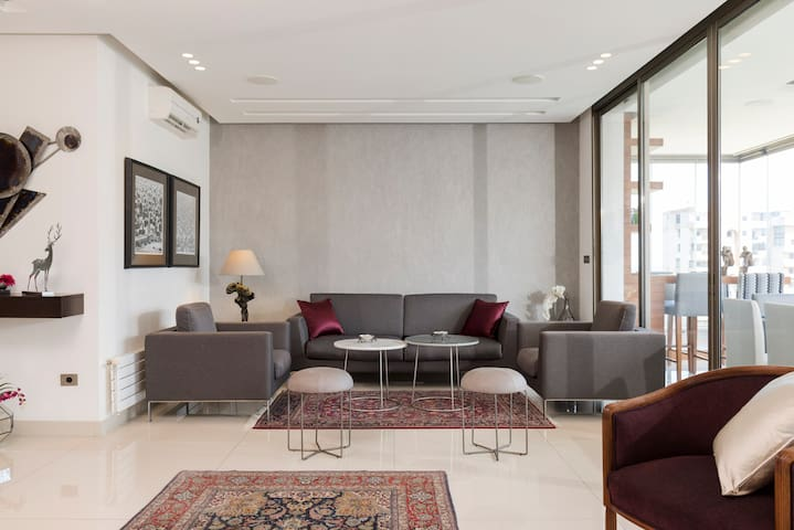 Antelias 2BD Apartment + Nanny Room