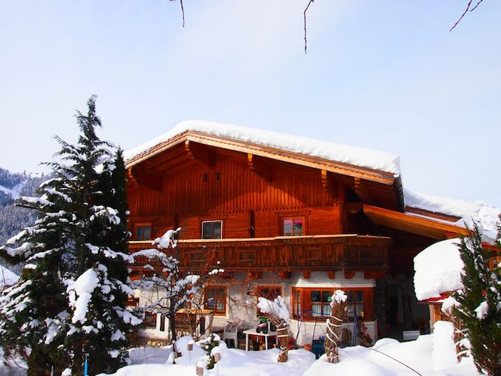 Holiday in the Salzburger Mountains