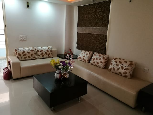 Fully Funished Newly Built 3BHK Family Apartment