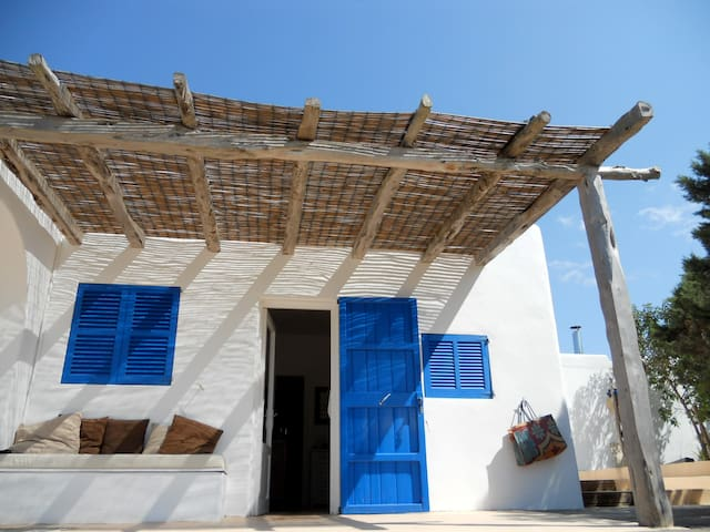 Our Home in Formentera