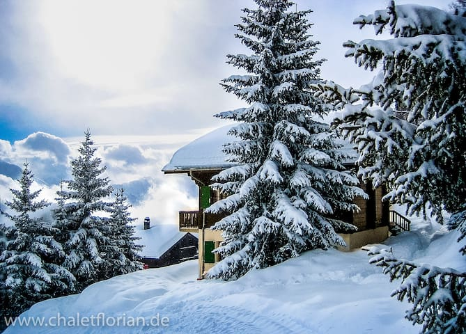 A Charming and Comfortable Chalet - Riederalp