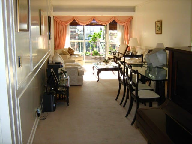 Rooms in awesome residential area - Buenos Aires - Apartemen