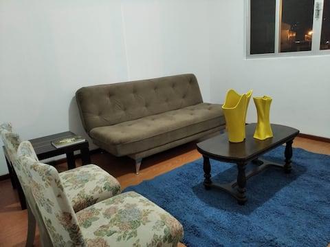 Apartamento 01 completo em Timbó, a Pérola do Vale
