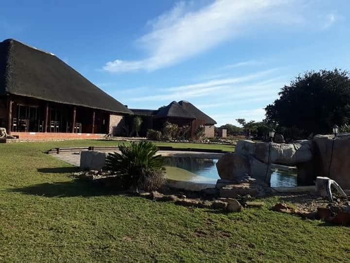 Charihandra Pvt Game Lodge 4 star (Zebra Chalet)