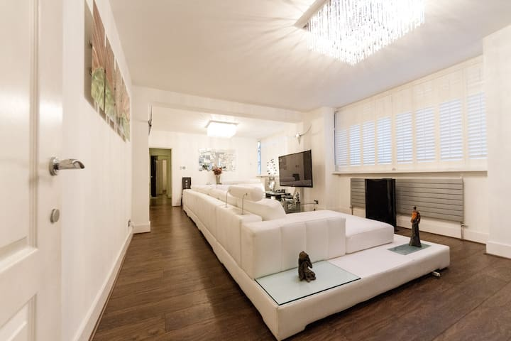 LUXURIOUS  APART.30 MIN LONDON - Mitcham - Appartamento