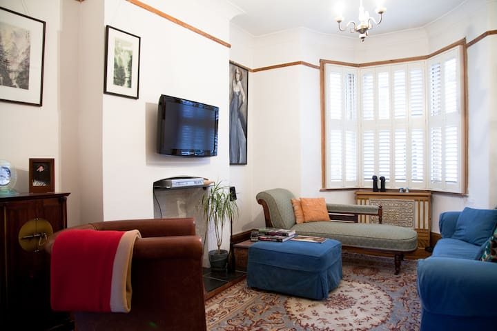 A Cosy Room in a Victorian House - Londra - Bed & Breakfast