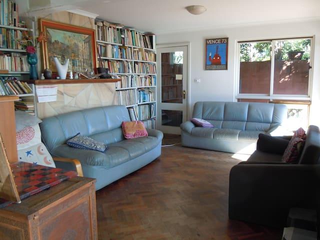 Cosy room Balmain Birchgrove waterfront home