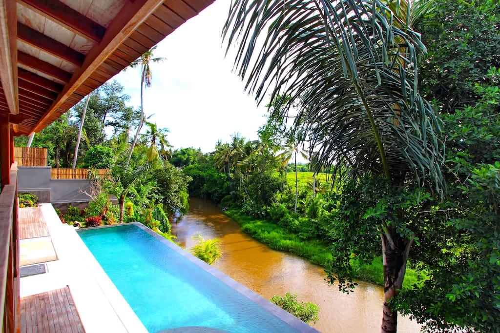Villa le jardin de bali chambre 3 chambres d 39 h tes for Les jardins de bali