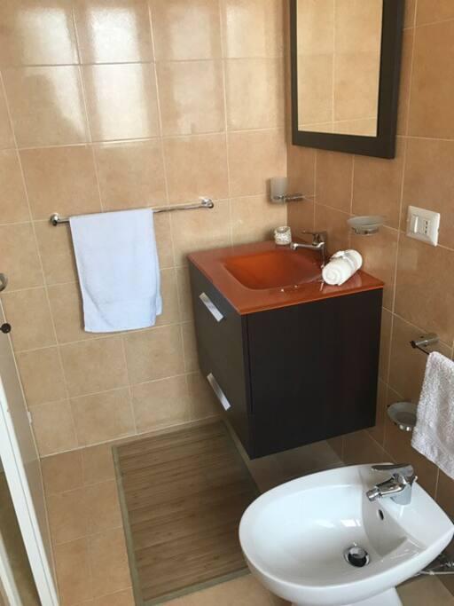 bagno riservato