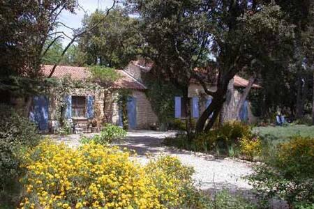 La Grande Peyriere - Stone Villa - Mazan - 별장/타운하우스