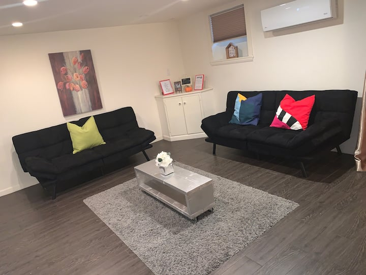 1 BR Apt near NYCFree Prkng+WiFi fully disinfected