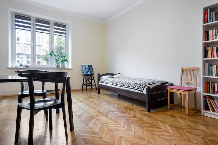 Beautiful apartment in the heart of Kraków - Krakow - Lägenhet
