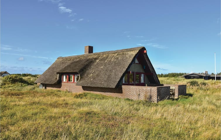 Holiday cottage with 3 bedrooms on 79 m² in Ringkøbing