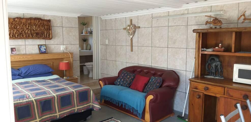 Separate third bedroom
