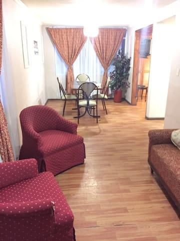 Departamento Feria de San Marcos, Aguascalientes - Aguascalientes - Apartament