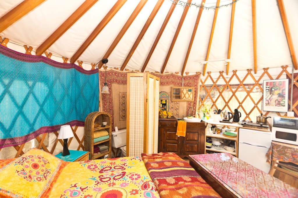 Sleep Under the Stars in Ojai !