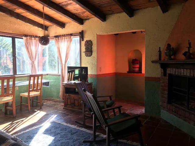 Rancho Cumbre Monarca, 2 personas, con desayuno